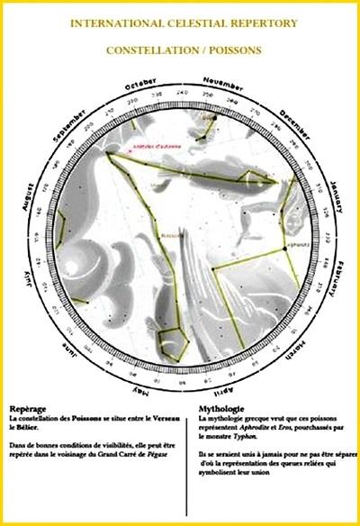 Constellation du Poisson