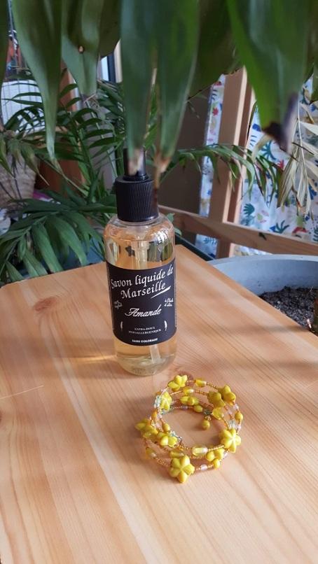 Savon liquide de Marseille Aromat 1